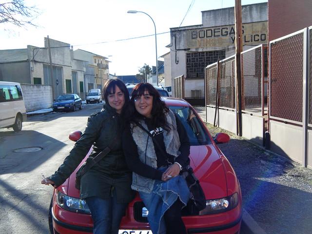 Sonia y Mamen