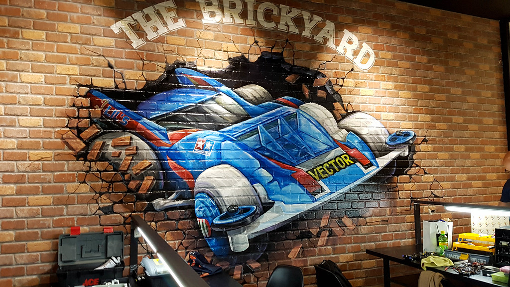Tamiya Brickyard 01