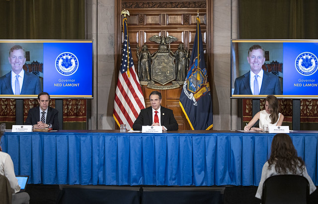 Governor Cuomo, Governor Murphy, Governor Lamont, Governor Wolf, Governor Carney, Governor Raimondo Announce Multi-State Council to Get People Back to Work and Restore the Economy