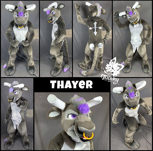 Thayer | by tweekowolf