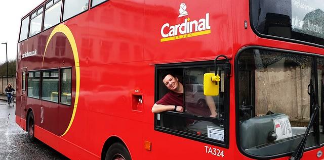 Train Driver Bus Driving