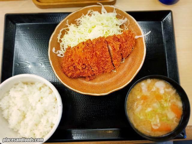 katsuya restaurant ikebukuro tonkatsu