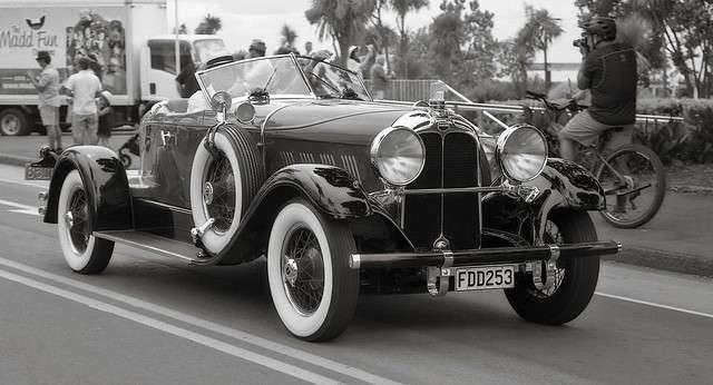1928 Auburn Speedster