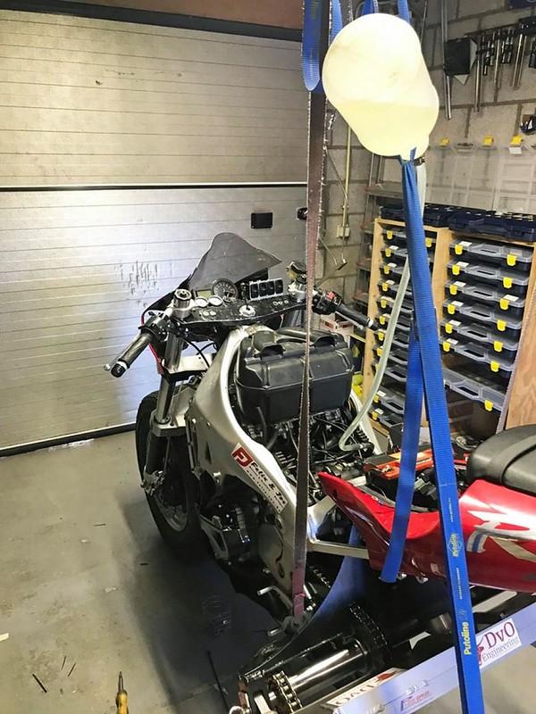 Yamaha R1 Sjaak Lucassen aRctic1 CU