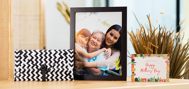 Personalised Mother's Day Gifting from Home with Photobook