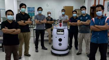 'Medibot' to do rounds on Malaysian wards