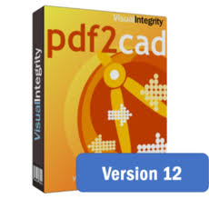 Visual Integrity pdf2cad 12.2020.2.0 full license