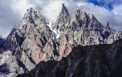 Agujas, Horns - Passu (Pakistán) - 02