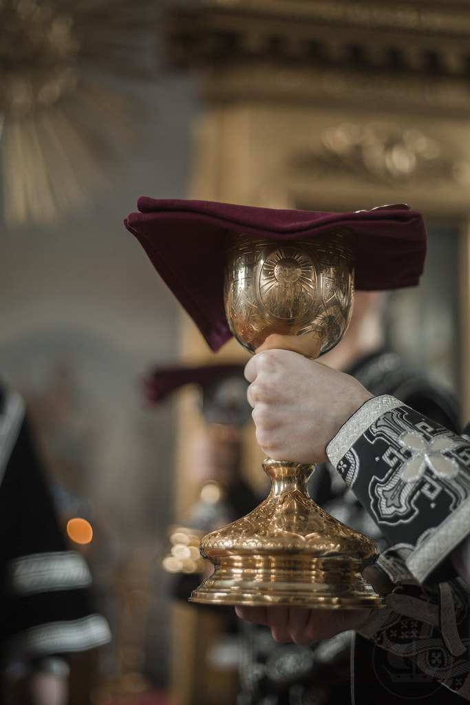 13 апреля 2020, Великий Понедельник, Великий Вторник / 13 April 2020, Holy Monday, Holy Tuesday