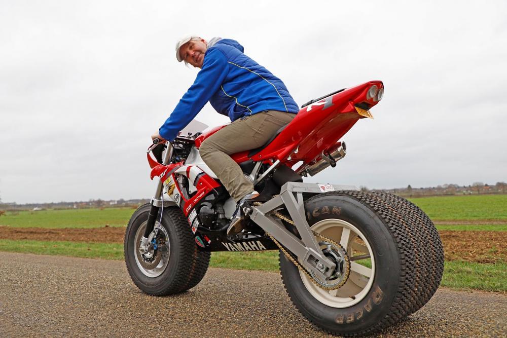 Yamaha R1 Sjaak Lucassen aRctic1 Ready