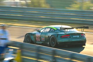Turner Sarrazin Brabham Aston Martin Dbr9 Le Mans Flickr
