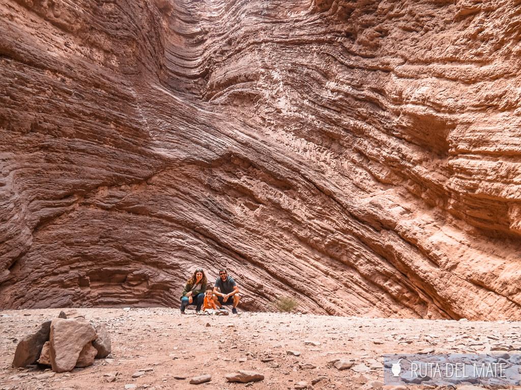 Quebrada de las Conchas, Que ver en los alrededores de Salta