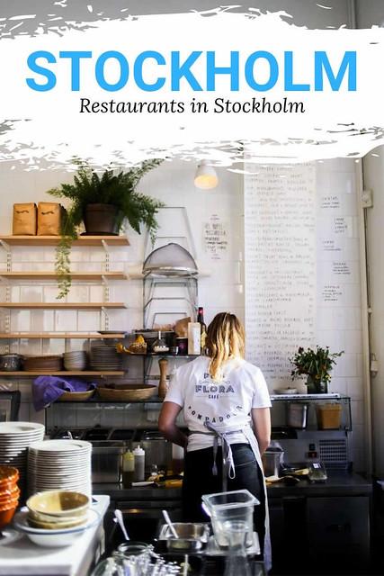 Restaurants in Stockholm: leuk uit eten in Stockholm   Mooistestedentrips.nl