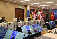 Special ASEAN Summit on Covid-19