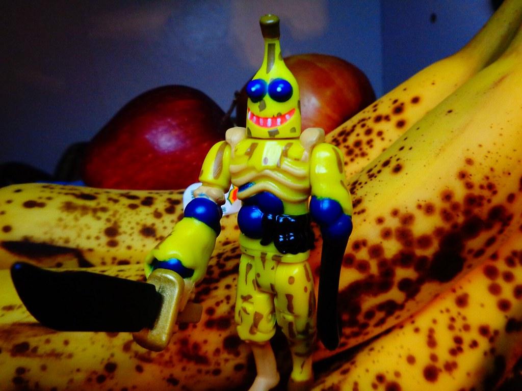 Bad Banana He Will Never Be Turned Into Bread John Morey Flickr