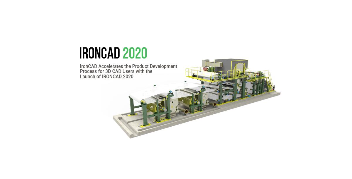 IronCAD Design Collaboration Suite 2020 x64 full license
