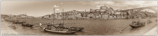 A Tribute to old Porto