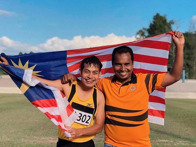 Syafie Naswip jayakan watak atlet OKU