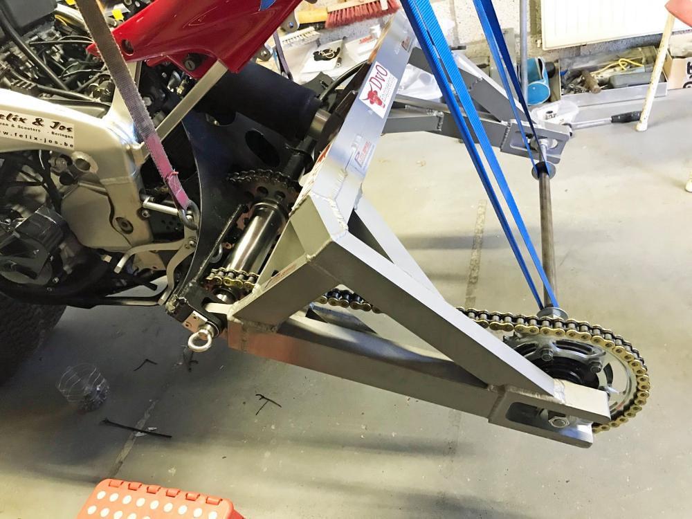 Yamaha R1 Sjaak Lucassen aRctic1 SW