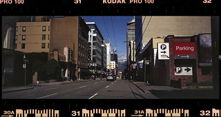 Street of Vancouver - Film Hasselblad | by Photo Alan