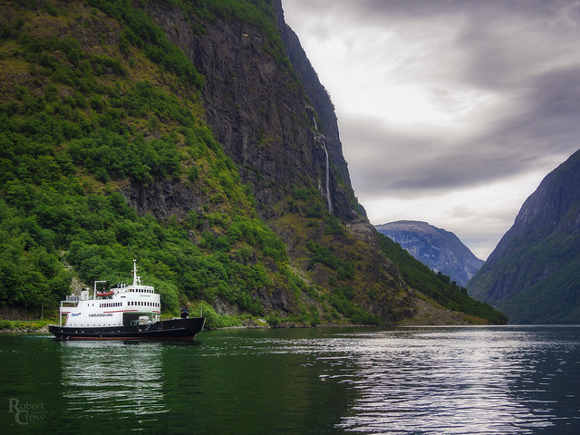 On the Naerøyfjord
