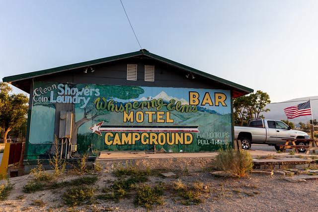 Motel Mural