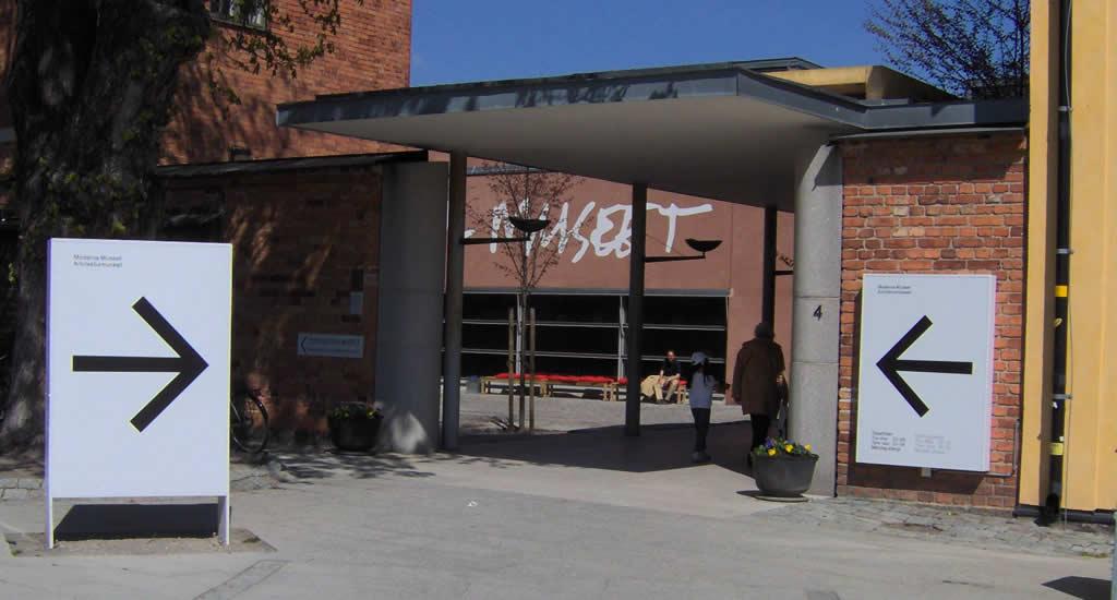Bezienswaardigheden in Stockholm: Moderna Museet | Mooistestedentrips.nl
