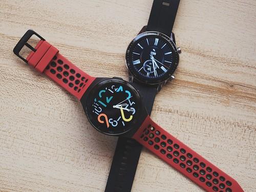 Huawei Watch GT 2e vs Huawei Watch GT 2 comparison