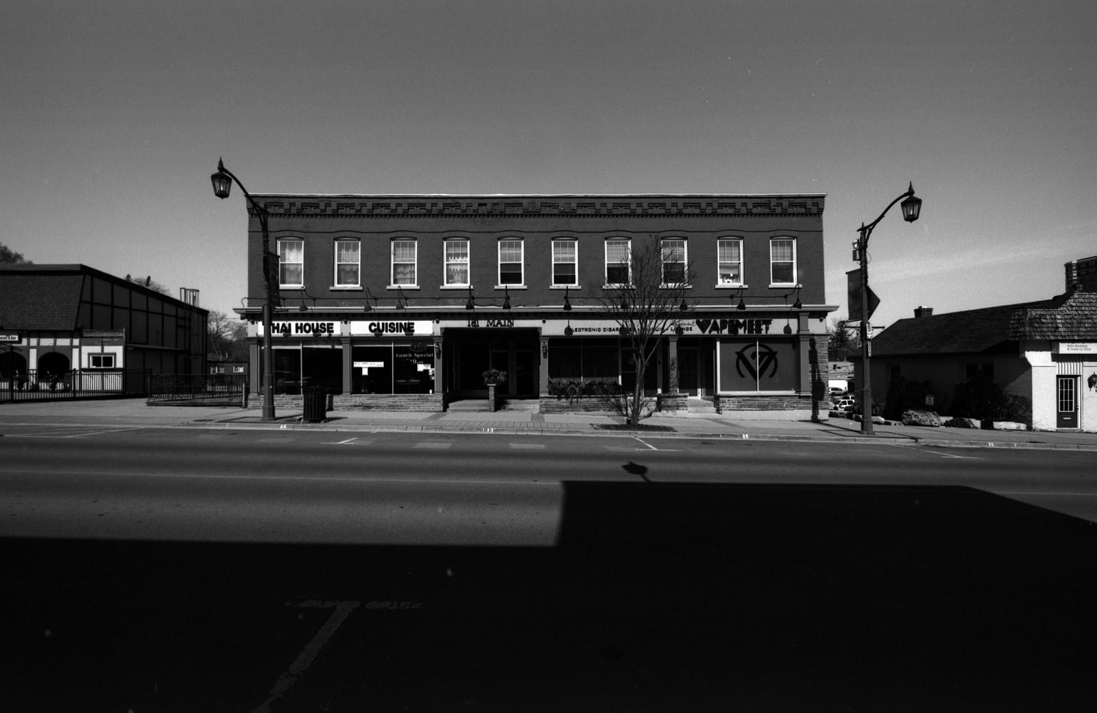 FRB No. 60 Eastman Kodak 2238 Panchromatic Separation Film - Roll 01 (Cinestill D96)
