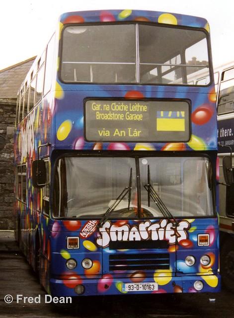 Dublin Bus RH163 (93D10163).
