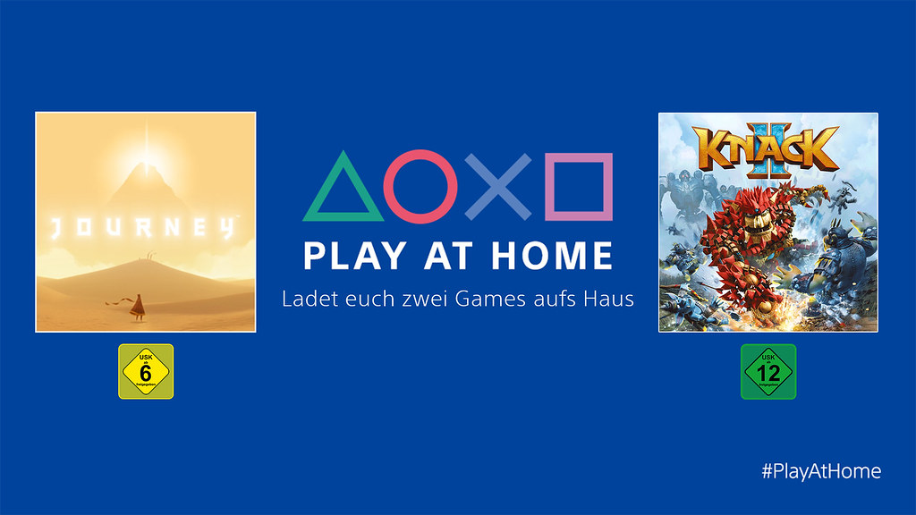 Play at Home on PS4