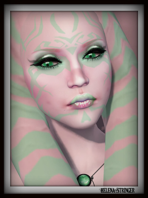 Helena Stringer - Pixel Mythos - Monday Eyeful - Fruit Punch Eyes by Demicorn