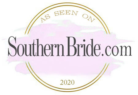 As Seen on Southern Bride Blog