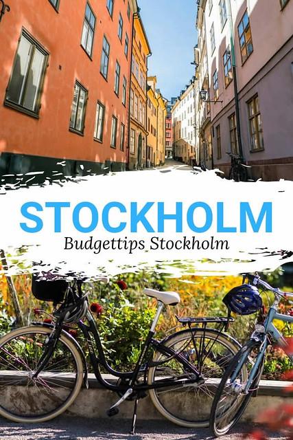 Goedkoop naar Stockholm: budgettips Stockholm | Mooistestedentrips.nl