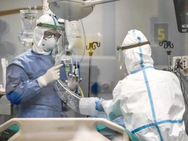 coronavirus ospedali covid-19