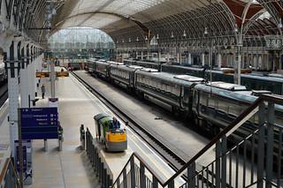 Paddington Station 14apr20