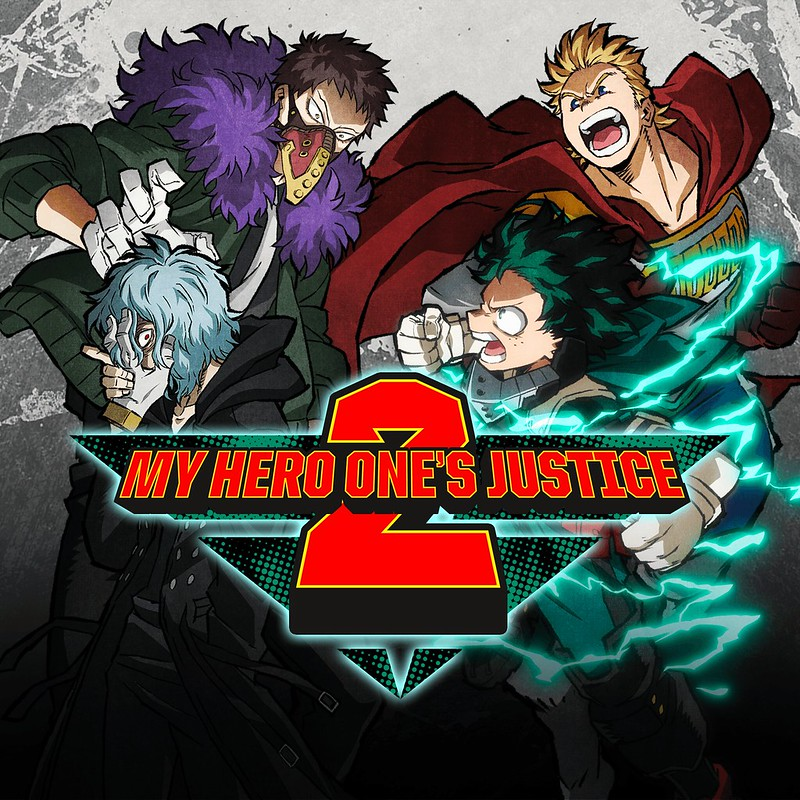 Thumbnail of MY HERO ONE'S JUSTICE 2 on PS4