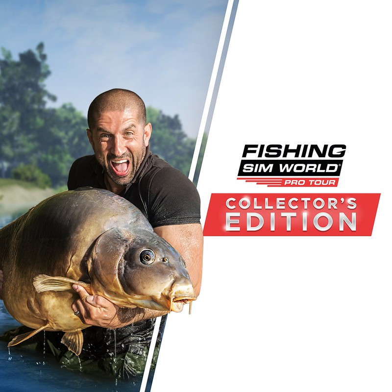 Thumbnail of Fishing Sim World: Pro Tour Collector's Edition on PS4