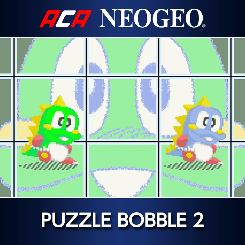 Thumbnail of ACA NEOGEO PUZZLE BOBBLE 2 on PS4