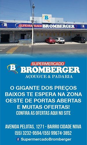 Supermercado Bromberger - O gigante dos preços baixos - confira as ofertas
