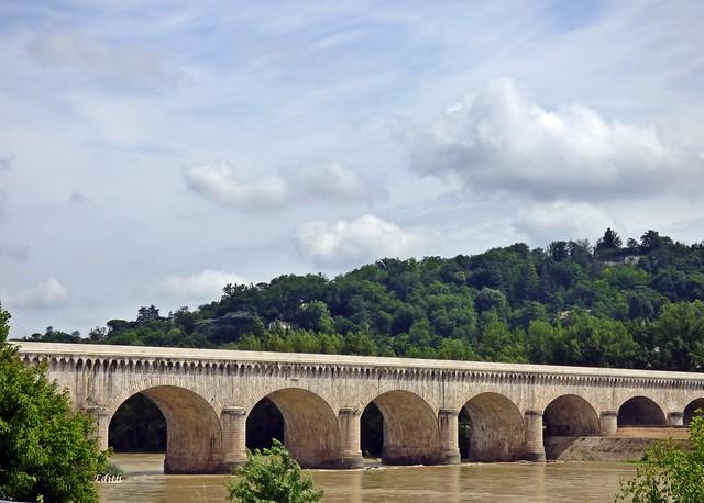 Pont-canal...Agen