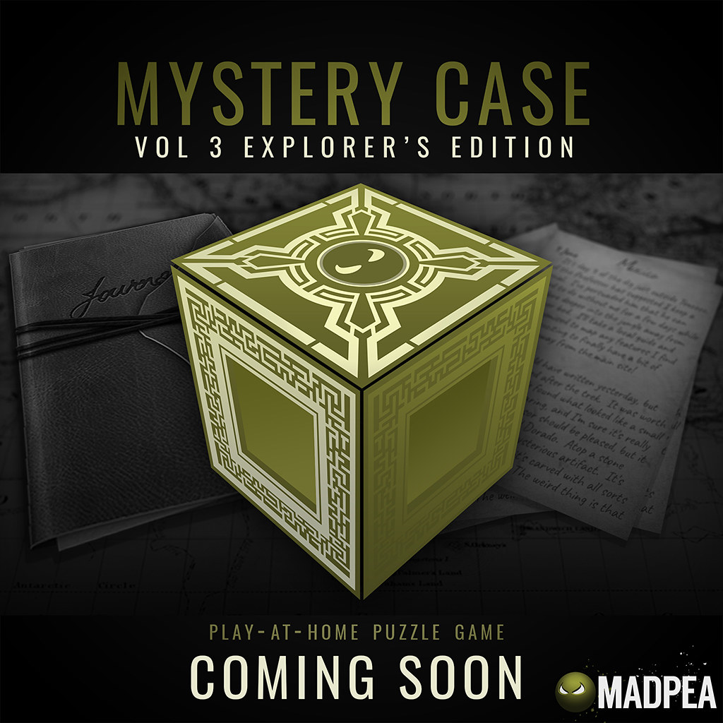 Mystery Case vol3 Coming Soon!