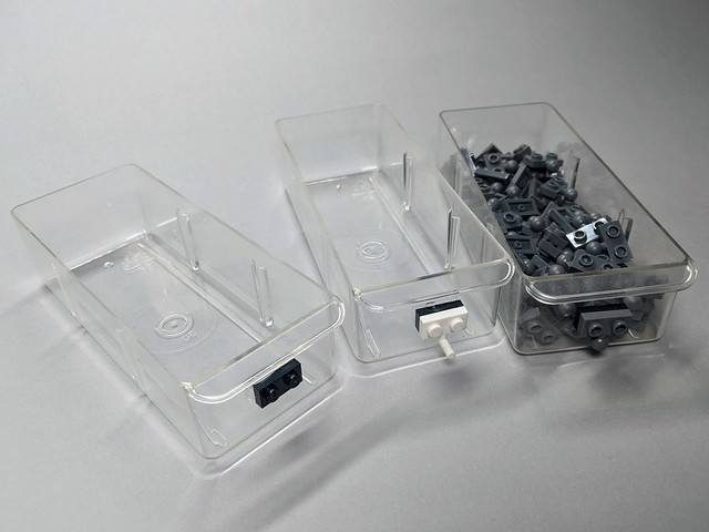 Tackle box sorting hack