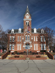 Gentry County Courthouse - Albany, MO