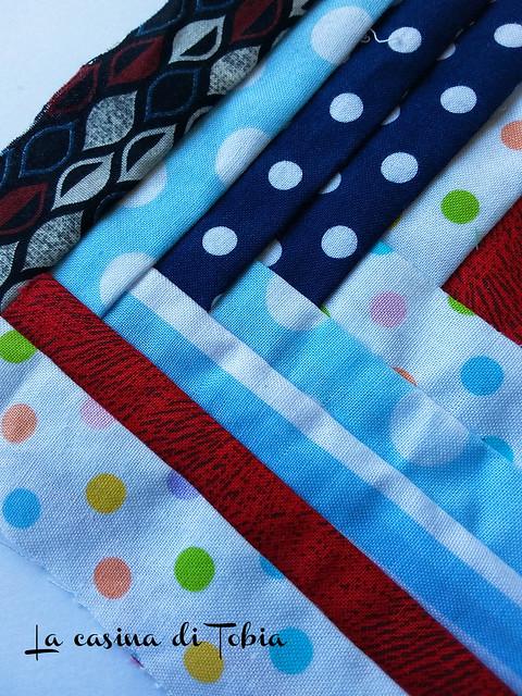 english paper piecing quilt patchwork