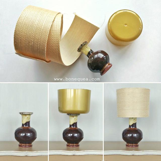 Cómo montar una lámpara en un minuto