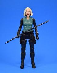 Avengers: Infinity War Black Widow action figure by Hasbro