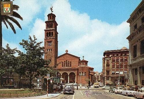 església de Santa Eulàlia l'Hospitalet de Llobregat