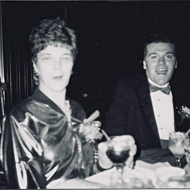 Date Night 1980's