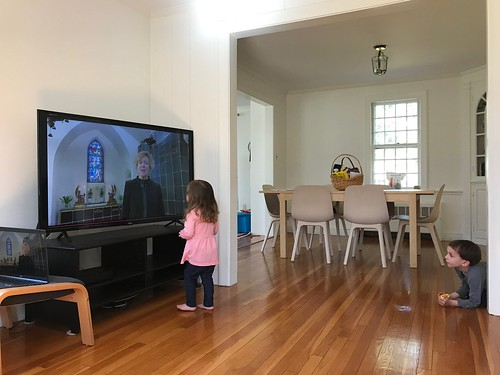 April 14, 2020 - 3:42pm - Worship from home